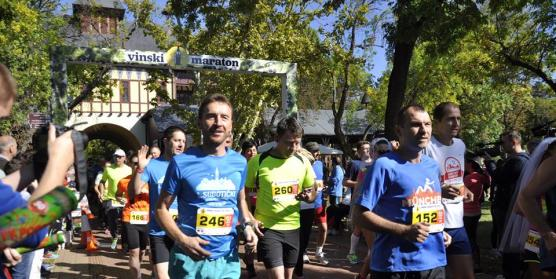 Vinski maraton (foto: Ivana Čutura)