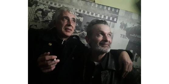 Miki Pjevač i Zdenko Franjić