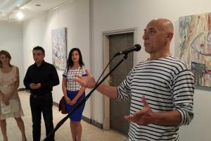 Milan Tasić govori o radovima Maje Todić