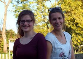 Sophie Eggert  & Janika Schneider