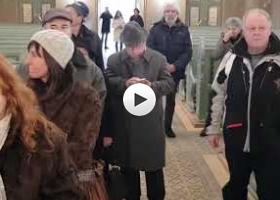 Otvaranje vrata sinagoge