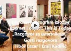 Razgovor sa umetnicima
