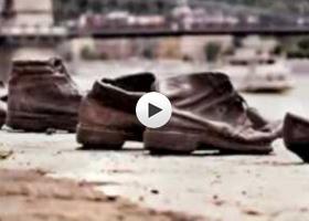 Bronzcipők - dal a Holokausztról