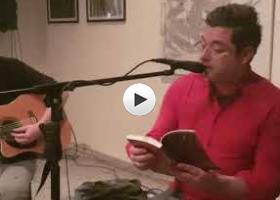 Bratstvo gnevnih - multimedijski performans u Klein house