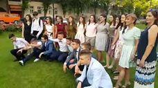 Mali maturanti OŠ Matko Vuković deo 2