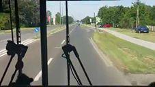 Razgovori sa putnicima autobuske linije Palić - Mali Bajmok o sanaciji Palića.