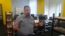 Željko Crnjaković o otvaranje Infostudhub-a i Startit centra Subotica