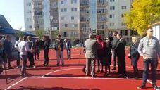 Obnovljen tartan teren u Prvomajskoj ulici