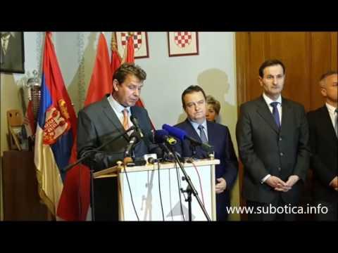 Tomislav Žigmanov Govor na 26 godišnjici DSHV