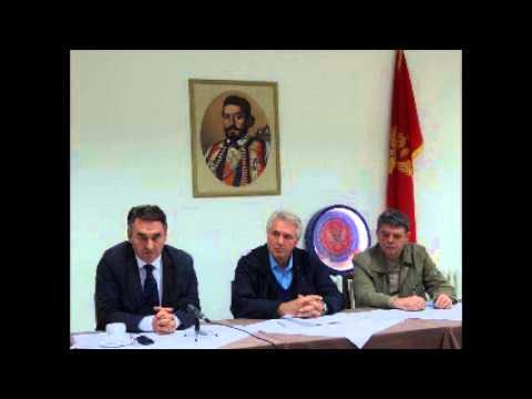 Boro Mrvaljević poziva Crnogorce u Subotici da podrže rad udruženja