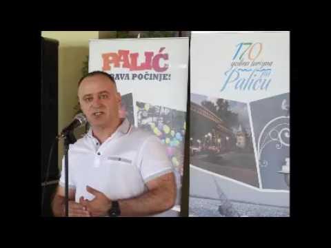 Nebojša Daraboš Otvaranje 171 letnje sezone na Paliću