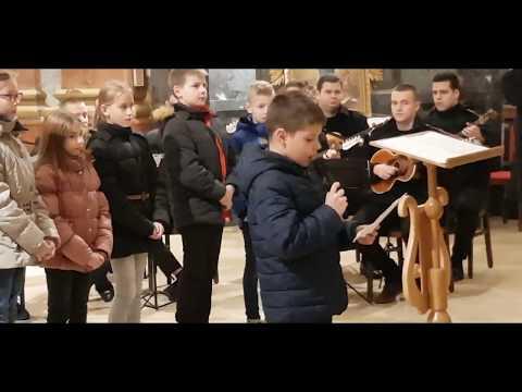 Jakov Vukov nastup na božićnom koncertu u katedrali