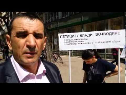 Slobodan Milošev o peticiji SNS-a