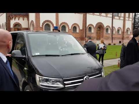 Odlazak premijera Mađarske Viktora Orbana