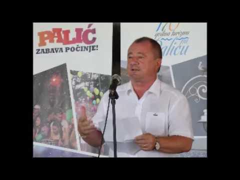Tivadar Bunford Otvaranje 171 letnje sezone na Paliću