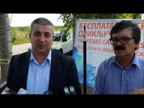 Božinović i Laban Izjave za medije