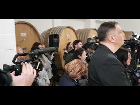 Aleksandar Vučić Izjava za medije