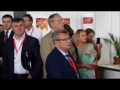 Bogdan Laban Govor na otvaranju Subotičkog sajma 2018