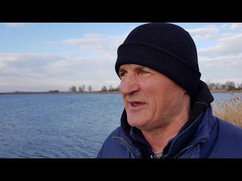 Obilje bele ribe na Paliću kaže Dragan ribolovac