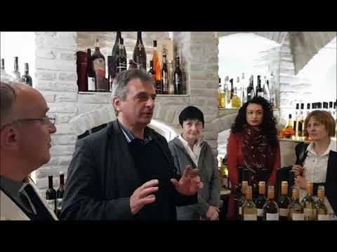Boni Laslo o novim vinima u vinariji Dibonis