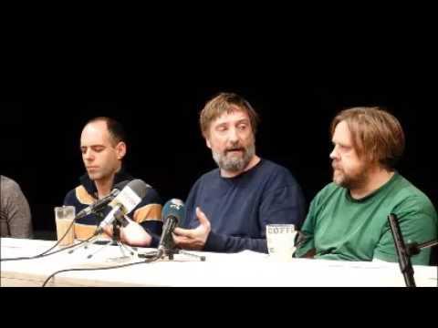 Press konferencija Kapitalizam  - gometrijskim redom izložen