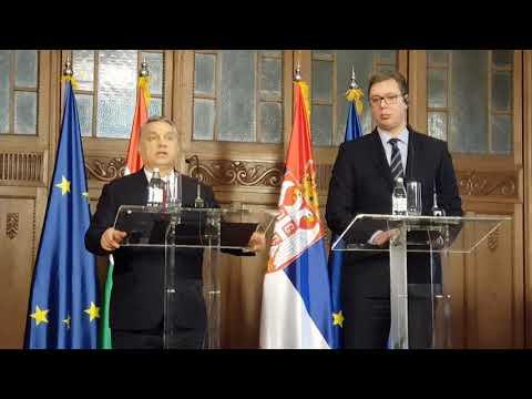 Izjava za medija Viktor Orbana