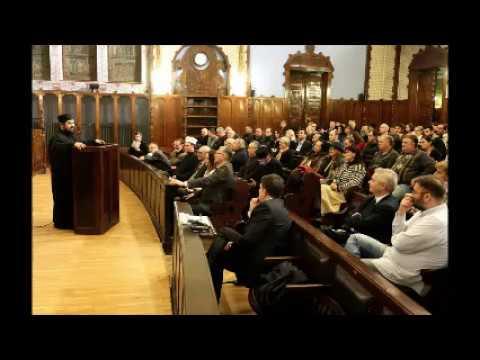 Dragan Stokin govor na tribini Blaženi mirotvorci