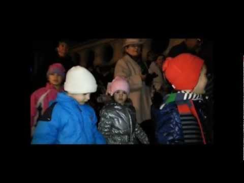 Lanternenfest - Šetnja do vrtića
