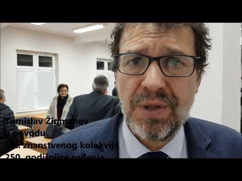 Tomislav Žigmanov o liku i značaju biskupa Pavla Sučića