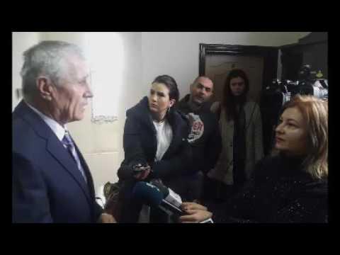 Slobodan Vojinović Izjava za medije