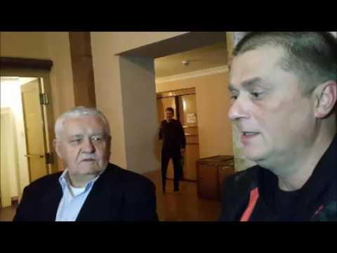 Andraš Urban i Laslo Vegel o predstavi What is Europe