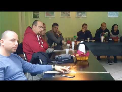 Snježana Mitrović o poseti studenata FTN Arhus centru Subotica