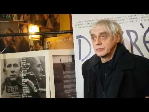 Jozef Nađ o predstavi Penzum