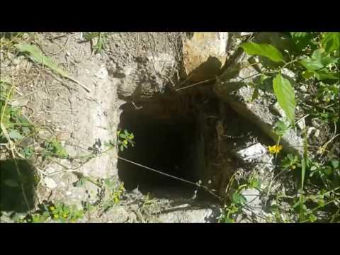 Pogled u problematičnu septičku jamu