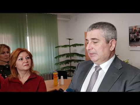 Bogdan Laban izjava povodom završetka radova na Oš Sonja Marinković