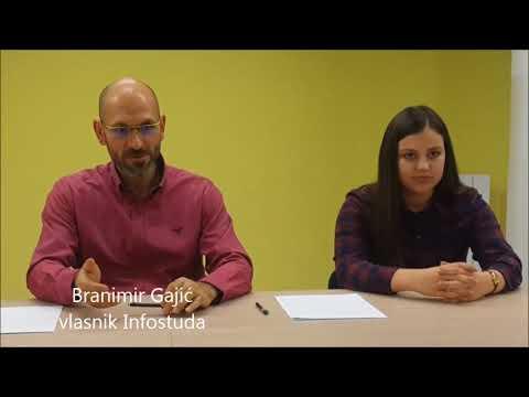 Kompanija Infostud grupa stipendira dvoje studenata