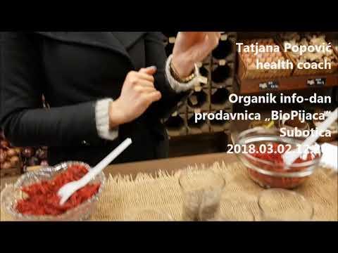 Čia puding recept Tatjana Popović