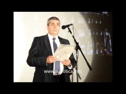 Bogdan Laban - Govor na otvaranju palićkog filmskog festivala
