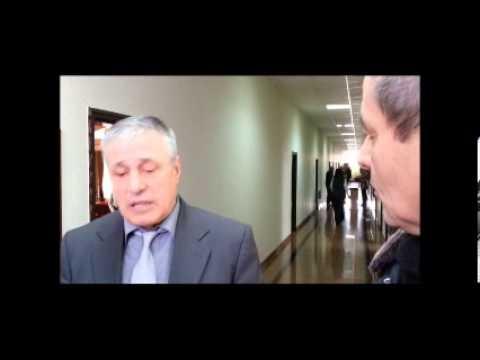Slobodan Vojinović - Izjava za medije